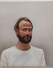 Christoph, 50x60 cm, oil on canvas, 2013-2015.