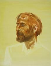 Holger I, 50x60 cm, oil on canvas, 2013