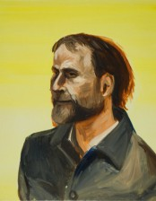 Holger II, 50x60 cm, oil on canvas, 2013