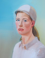 Hope, 50x60 cm, Oil on Canvas 2013