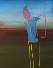 Soldat, 130x190 cm, Oil on Canvas, 2011