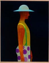 Figur III, 80x100 cm, Öl auf Leinwand, 2012, Privatsammlung, Deutschland