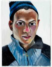 Eric II, 30x40 cm, oil on canvas, 2011