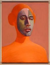 Kopf, 40x50 cm, Oil on Canvas, 2012, collection Mohammed Abdul Latif Jameel, Saudi-Arabia