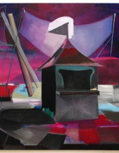 Festlich ists, 165X175 cm, oil on canvas, 2009-2010