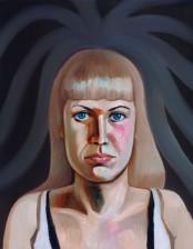 C., 40x50 cm, Oil on Canvas, 2011.