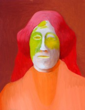 Surfaces, 40x50 cm, Oil on canvas, 2013