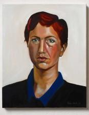 Mädchen A., 40x50 cm, Oil on Canvas, 2012
