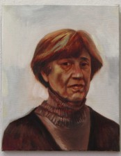 Mutter, 40x50 cm, Oil on Canvas, 2011