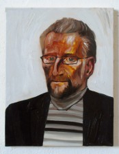 Vater, 40x50 cm, Oil on Canvas, 2012